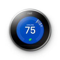 Wholesale Nest Learning Thermostat rd Generation Works with Amazon Alexa