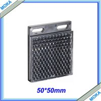 Wholesale High Quality a Photoelectric Switch Baffle board Convergence Reflection Board mm