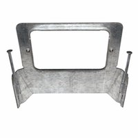 ab electrical - AB VB Vertical Bracket With Nails mm Electrical Accessories plaster brackets