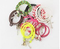 Wholesale bracelet is Leather pendant is Cross Both men and women hand rope Alternative