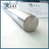Wholesale OD6 mm OD38 mm ASTM B348 GR2 Titanium Rod and titanium Bar China manufacturer and distributor