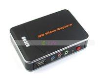 Acheter Vidéos modifier-Capture vidéo HD EZCAP 1080P Capture de jeu HDMI YPbPr Recorder Box dans un disque USB avec Edit Software pour XBOX One / 360 pour PS3