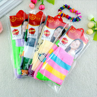 Wholesale factory direct independent packaging of cotton socks in the barrel of the leisure and thick socks