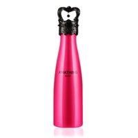 Wholesale Authentic all joint amathing Water Bottle Vacuum Flask Cup Sports Stainless Steel Cola Shape Mugs Vacuum Insulation Cups