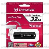 Wholesale 16GB GB GB GB Transend JF700 USB flash drive pendrive memory stick USB External storage disk U disk