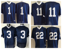 Wholesale Penn State Nittany Lions Men Jersey Mens College Football Jerseys