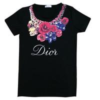 bid shorts - Summer Hot Sales Cotton women s t shirt casual tshirt vetement femme bid necklace print camisetas ropa mujer