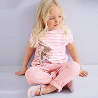 american classics clothing - 2016 Kids European And American Style Brand Children s Clothing Little Maven Summer Cotton T shirt Sleeve Girl Scout