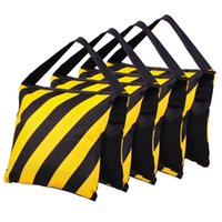 Wholesale empty balance sandbags for photography weight bags to help tripod photography equiments stand firmly