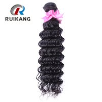 Wholesale Unprocessed Brazilian Virgin Hair Wefts Weaves Bundles Peruvian Malaysian Indian Cambodian Mongolian Deep Curly Wave Human Hair Extensions