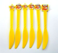 beer party themes - Winnie Beer Theme Party Plastic Knives Forks Spoons Birthday Christmas Festival Party Decoration Supplies