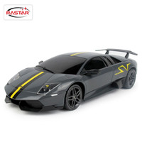 Wholesale Licensed Rastar RC Car Boys Gifts Remote Control Toys Radio Controlled Cars Murcielago Limited Without Original Box