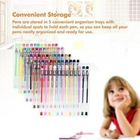 Wholesale 60 color pen suits Painting pen marker pen Used for coloring neutral and make the writing more fluent