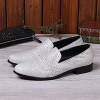 apartment free office - New Italian style men s leather shoes leisure shoes wedding apartments classic dress shoes