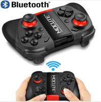 Mocute sans fil Bluetooth Gamepad VR Box 3D lunettes contrôleur Selfie Shutter jeu Joystick pour PC Andriod iPhone Tablet