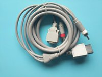 cable terminals - Game Cable for Wii D terminal AV cable m Grey Cable