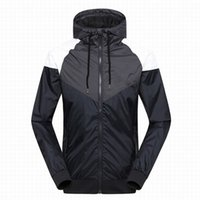 Men active editions - The new male hooded jacket thin coat han edition leisure windcheater male good quality jacket male