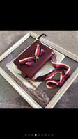 authentic leather handbags - Authentic brand Brand New Fashions kardashian kollection brand black chain women leather handbag shoulder bag KK Bag totes messenger bag