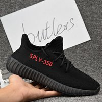 Cheap 2017 Original Adidas Yeezy 350 Boost sply 350 V2 Season 3 Running Shoes Sports SPLY-350 Sneakers Shoes Kanye West 350v2 Boosts With Box