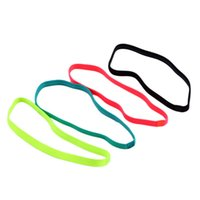 Wholesale pc Women Men Elastic Sports Football Non slip Yoga Headscarf Hairband Headbands Hot Worldwide