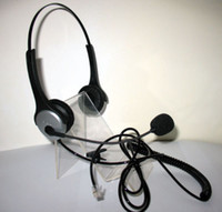 Wholesale H20 KXT AVIP Headset for Panasonic KX T EASA Phone NC