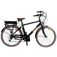 Wholesale C NO foldable City Electric Bicycle e Bike v w with Brushless Motor and Llithium Battery
