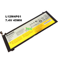 Wholesale New genuine L12M4P61 Battery for Lenovo U330 U330P U330T Series laptop V Wh mAh