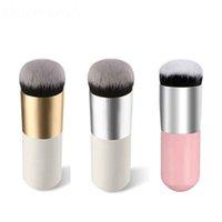 bb face powder - 2016 Makeup Brush Beauty cosmetic Face Powder Blush Brushes Foundation Brushes BB Cream Powder Brush GUJHUI Manufacturing Color XL M126
