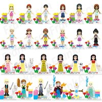 Cheap lego like Princesses Figures Best Minifig Chenghai Friends