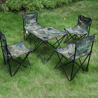 Wholesale Portable Camping Table Outdoor Aluminium Alloy Ultralight Fabric Foldable Table Camping For Hiking Picnic Practical