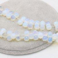 Wholesale Accessories Sri Lanka Moonstone Opal Jade Jasper DIY Jewelry Making Loose Beads Lucky Stones inch Gems x10mm
