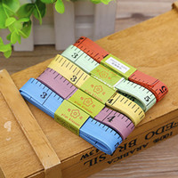 Wholesale Sewing Machine Body Measuring Tape Cloth Sewing Ruler And Tailor Of Tape Measure cm Body Tape XL A121