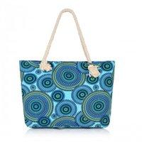 beach interior design - Binlion Canvas Bohemia Style Casual Beach Tote Bag Easy carry design