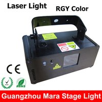 Wholesale Micro Ray Laser Light Stage Lighting Equipment RGY Color Mini Laser Disco Light Dj KTV Show