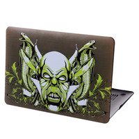 Wholesale Cartoon Macbook Case Surface exterior Full Protective cover case For inch Macbook Air Pro Retina Opp Bag