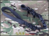 Wholesale Tactical L Q E series of multi gun strap Airsoft Sling Gun Sling Rifle Strap Outdoor Camping Survival