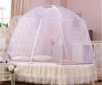 Wholesale New Fashion Folded Mosquito Nets Folding Mosquito Nets CM CM AMVIGOR