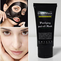 Wholesale New Arrive Deep Cleansing Black Mask Pore Cleaner Purifying Peel off Mask Blackhead Facial Mask Free DHL Shipping