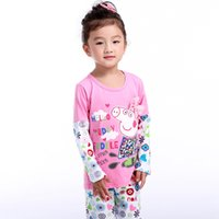 baby newborn set manufacturers - OEM baby clothing pjs in stock baby clothing set girls kitty clothing set manufacturer newborn sleepwear bebe outfit