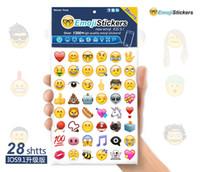 apple dies - Die Cut Apple Emoji Smile Facial Expressions Sticker For Laptop Notebook Phone Baby Children Cartoon Vinyl Creative Decor