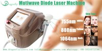 Wholesale New technology permanent whole body hair removal nm Diode Laser Beauty System for Hair Removal