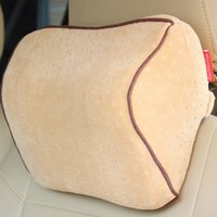 Wholesale Vehicle head pillow Seat Cushions Memory cotton head pillow Interior Accessories