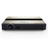 advance business systems - New Metal Shell Lumens DLP WiFi LED Android System Game Projector Full HD P LAN Advanced Intelligent Projector