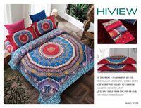 Wholesale 2016 Hot Sale Fashion Boho Bedding Set Queen Size Duvet Cover Set