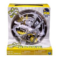Wholesale Spin Master Games Perplexus Rookie Styles and Colors Vary Perplexus Rookie is the original challenging D Labyrinth contained within a s