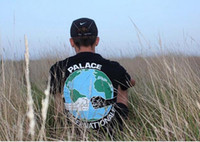 Wholesale Palace T shirt New Hip Hop Summer t shirt High Quality t shirt Man Printed Cotton Tshirt Tee