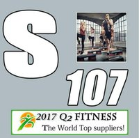 Wholesale Top sale April Q2 New Routine BS Aerobics Fitness Exercise Videos BS107 Video DVD Music CD