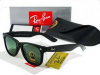 Wholesale Hot shot RAY High Quality fashion wayfarer aviator Men Women ban Sunglasses Men s Woman s Glasses