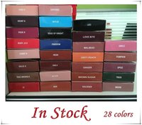 Wholesale 24pcs In stock colors KYLIE JENNER LIP KIT Kylie Lip Velvetine Liquid Matte Lipstick lipliner in Red Velvet Makeup Lip Gloss
