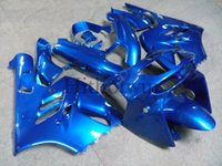 Carrosserie en ABS antidémarrage pour Kawasaki ZX-9R 1994-1997 ZX9R 94 95 96 97 bleu Kit de carrosserie de moto
